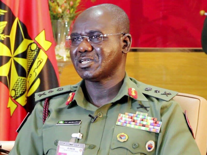 The Service Chiefs Have Not Disappointed President Buhari - Buratai