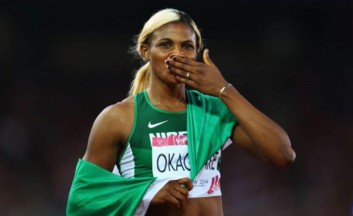Olympics: Okagbare, Nwokocha Qualify for 100m Semifinal In Tokyo