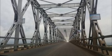 Lockdown Ease: The Shocking Moment Niger Bridge Was Opened (Video)
