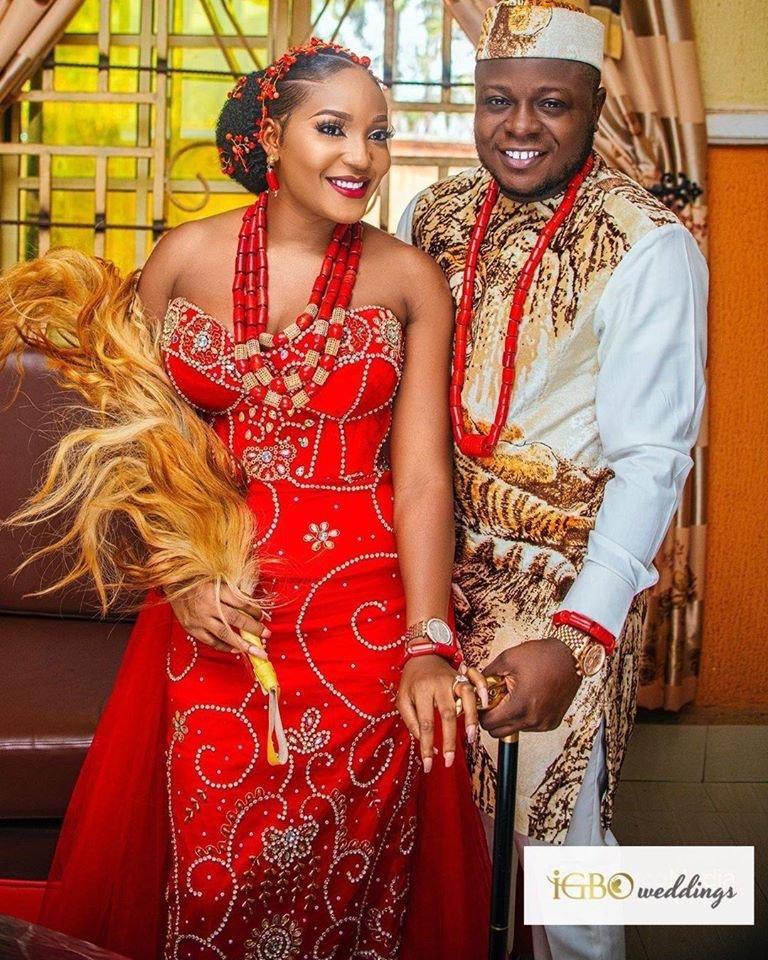 Best Of The Best Traditional Wedding Attire In Igboland - Anaedo Online
