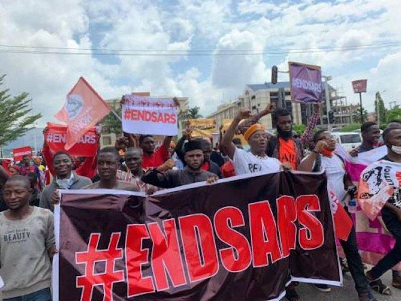 Senate Asks FG To Implement #EndSARS Protesters Demand