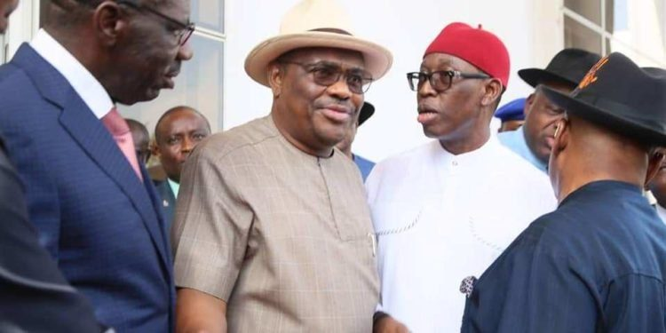 JUST IN: Presidency Boycotts Meeting With South-south Governors