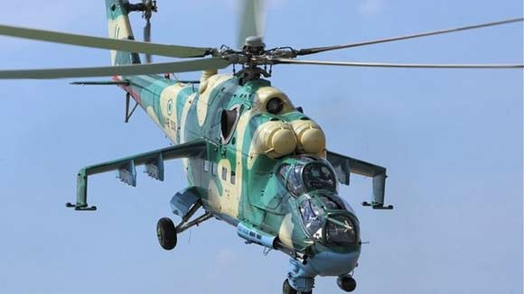 BREAKING: (Video) Nigerian Joint Military Force Conduct Airstrike In Orlu