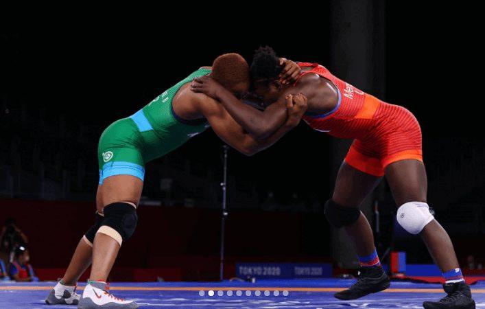 Nigeria Wins Another Medal As Oborududu Lose To Stock-Mensah